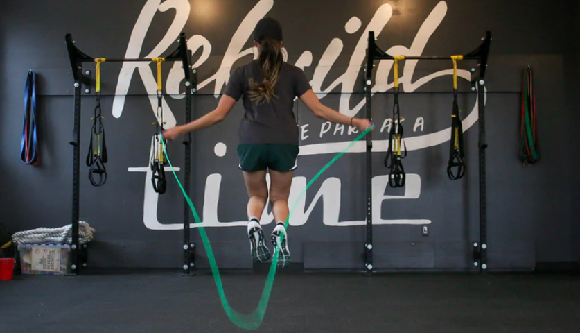 Benefits of heavy jump rope