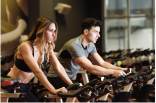Spin exercise benefits
